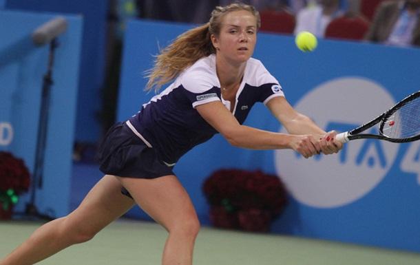 Свитолина покидает US Open