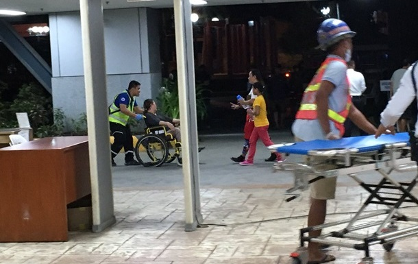 Названа причина взрыва на рынке Филиппин