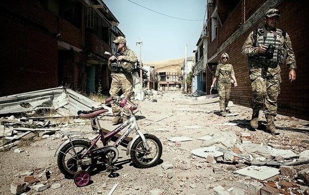 Перемирие в АТО: Силовики заявляют об обстрелах