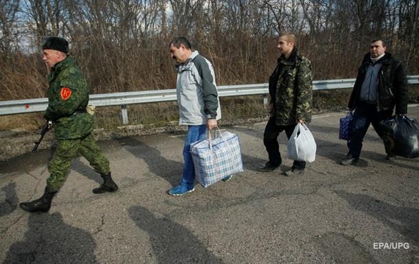 Количество пленных украинцев наДонбассе выросло до 109 человек