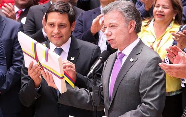 Власти Колумбии подпишут мирное соглашение с FARC 26 сентября