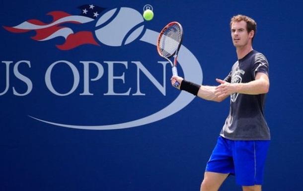 US Open (ATP). Маррей, Тим и Вавринка идут дальше