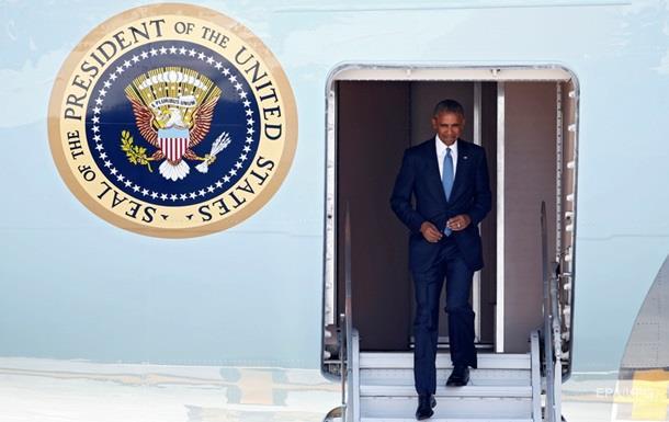 Прилет Обамы на G20 был омрачен скандалом