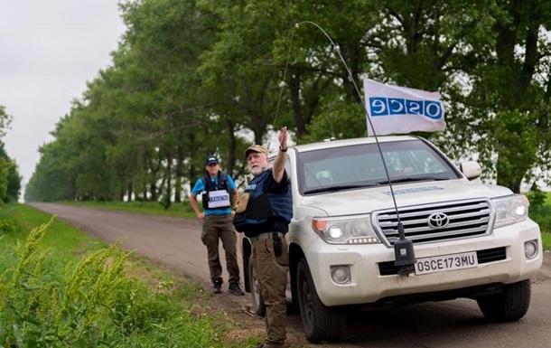 ВСММ ОБСЕ приняли решение открыть две новые передовые базы наДонбассе