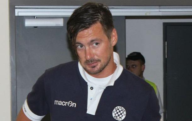 Милевский отметил новый контракт возвращением в спортзал