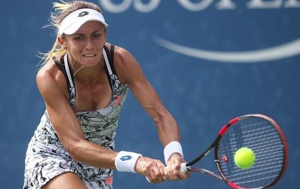 Цуренко покидает US Open