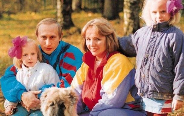 Путин рассказал  о деятельности дочерей