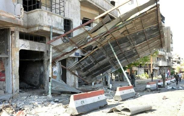 В серии терактов в Сирии погибли более 50 человек