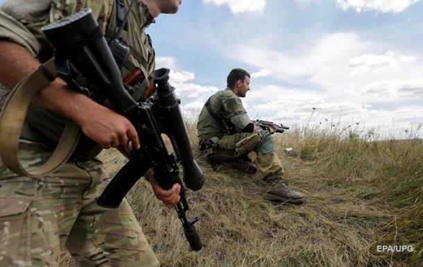 За сутки в АТО ранены семь бойцов ВСУ и один пограничник