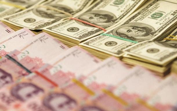 В НБУ признали, что не могут спасти падающую гривну без помощи МВФ