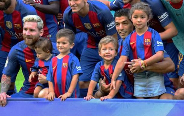 Сын Месси отказывается быть футболистом