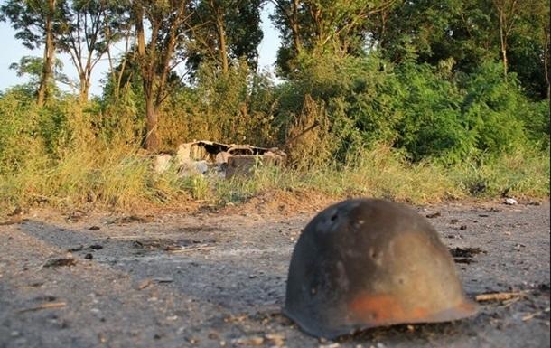 Один военный погиб на Донбассе - штаб АТО