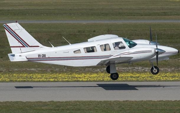 В Македонии разбился немецкий самолет с бизнесменами