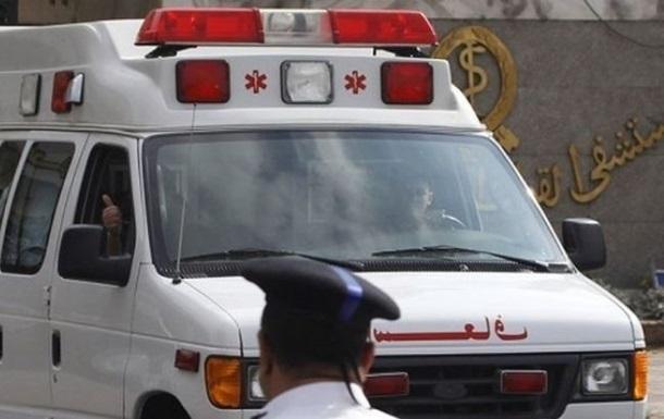 ДТП в пустыне Египта: 18 погибших