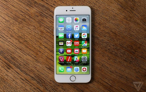 IPhone 6S стал самым продаваемым телефоном вмире