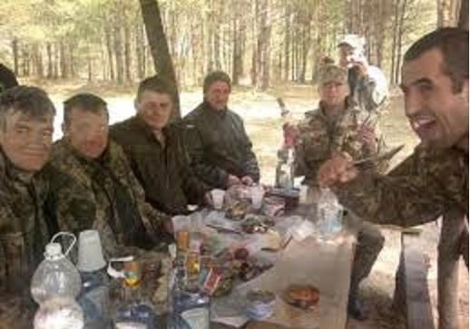 «Парадная» и «траншейная» армия ВСУ или СЕКС. НАРКОТИКИ. АТО