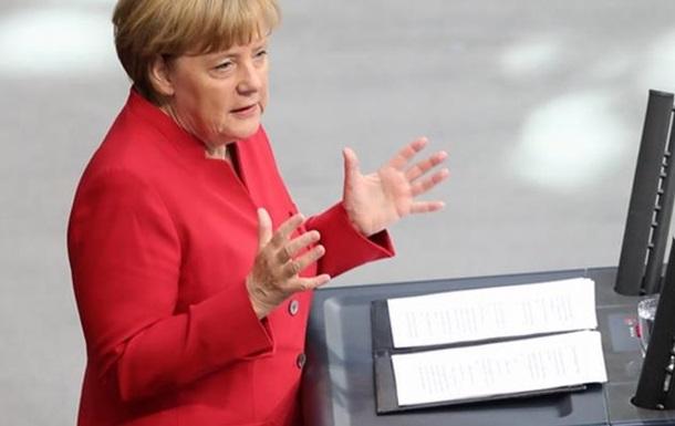 Меркель: Ситуация с беженцами лучше, чем в 2015 году