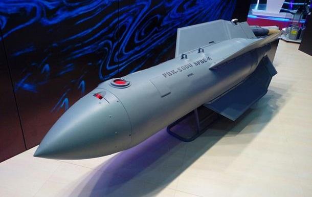 В России заявили о создании планирующей авиабомбы