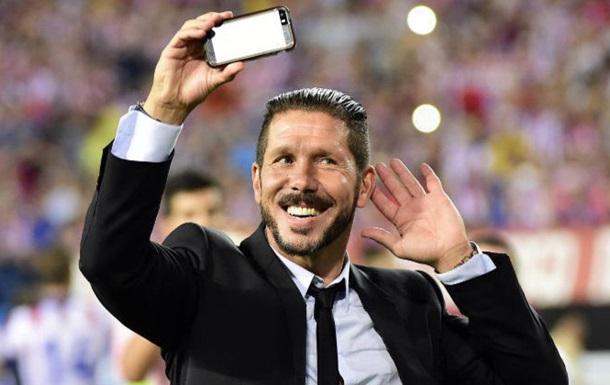 Симеоне: надеюсь остаться в«Атлетико»