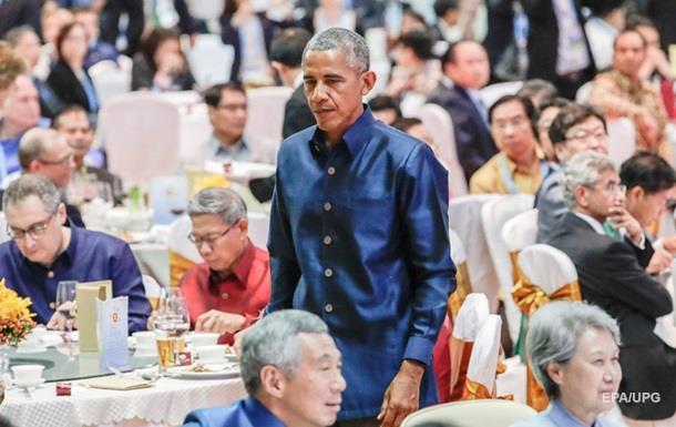 Обама встретился с оскорбившим его президентом Филиппин