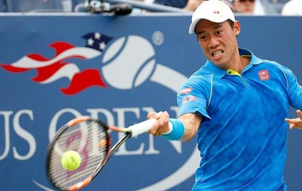 Нисикори обыгрывает Маррея и выходит в полуфинал US Open