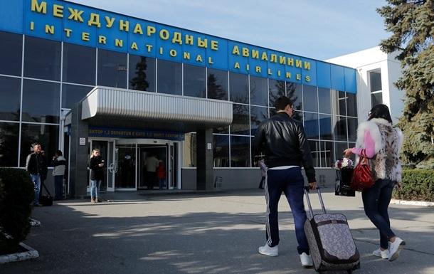 В Крыму десятки авиарейсов отменили из-за учений