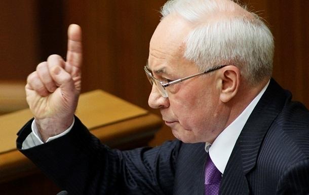 Суд Киева обязал восстановить пенсию Азарову