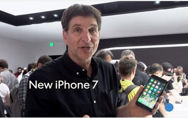 Apple представила Lightning EarPods, AirPods иновые наушники Beats