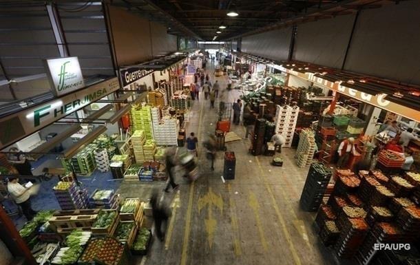 В Украине третий месяц подряд фиксируют дефляцию