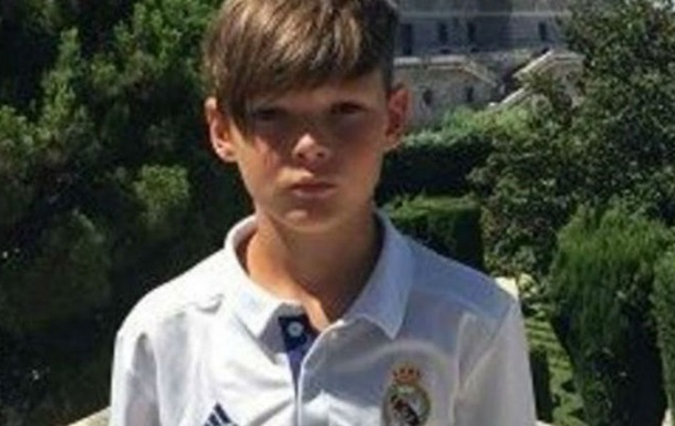 Одиннадцатилетний украинец стал футболистом «Реала»