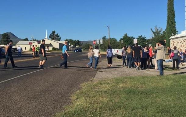 Стрельба в школе Техаса: есть жертвы