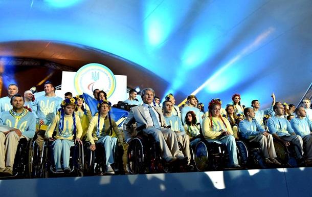Паралимпиада: Украина уже завоевала 9 медалей