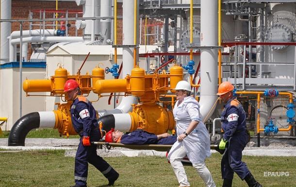 Украина приостановила импорт газа из Польши
