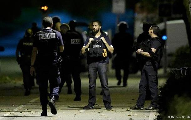 Во Франции задержали трех подозреваемых в терроризме женщин