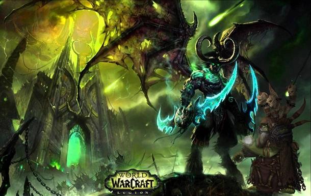 World of Warcraft: Legion установил рекорд по продажам