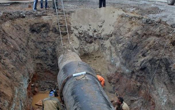 Половина Кропивницкого осталась без воды