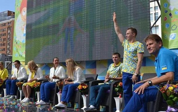 Награды нашли своих героев: Украина одарила своих олимпийских чемпионов