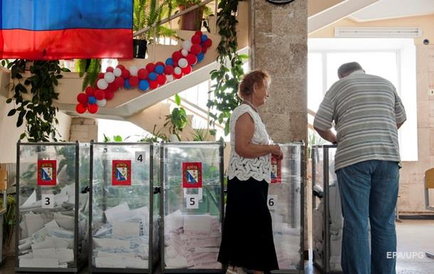 На крымчан давят из-за выборов - правозащитники