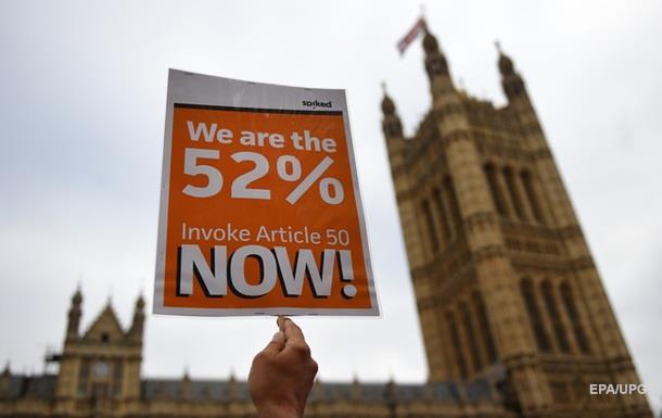 Для британцев могут ввести визы в ЕС после Brexit