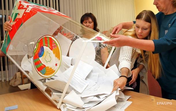 На выборы в Беларуси пришли почти 75% избирателей