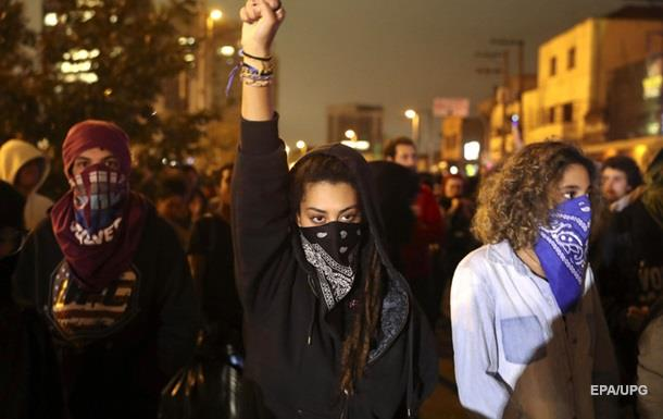 В Бразилии снова требовали отставки нового президента