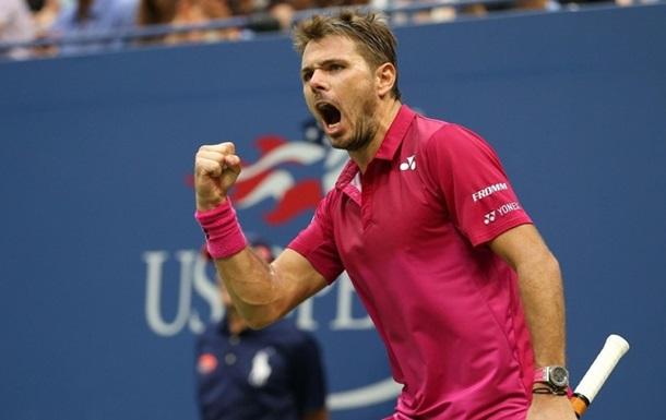Стэн Вавринка - победитель US Open