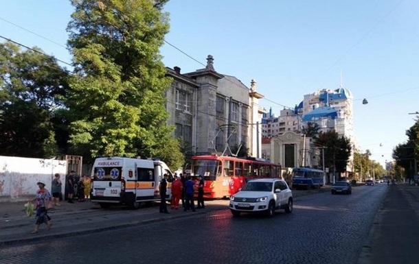 Стрельбу в трамвае в Одессе устроил военный