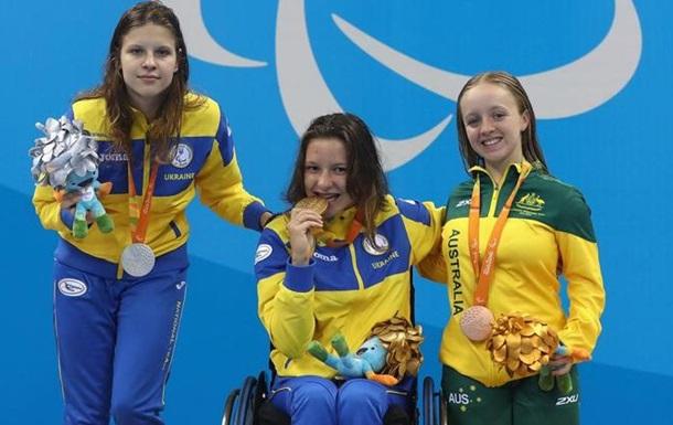 Медальный зачет. Еще 6 золотых медалей для Украины