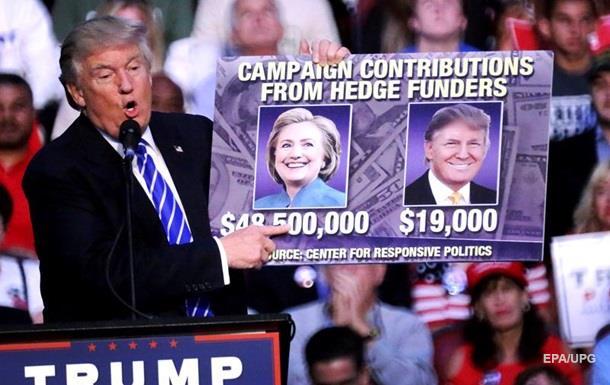Трамп пожелал Клинтон выздороветь до дебатов