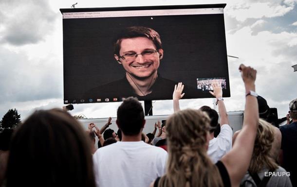 Помилования Сноудену не будет