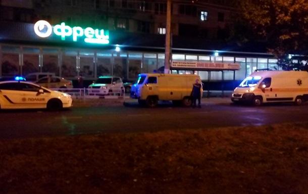 В Херсоне возле банка прогремел взрыв