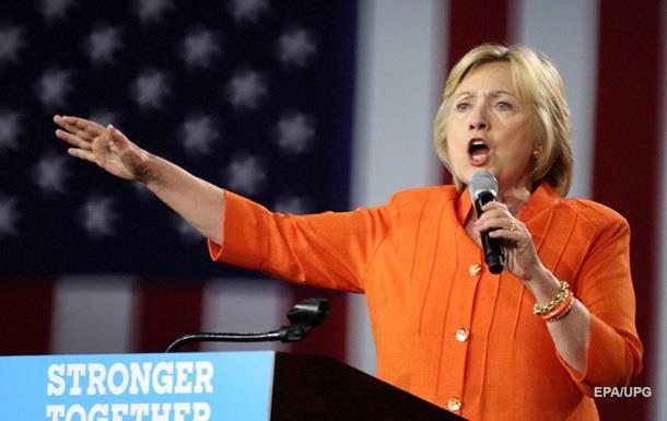 Клинтон прокомментировала состояние своего здоровья