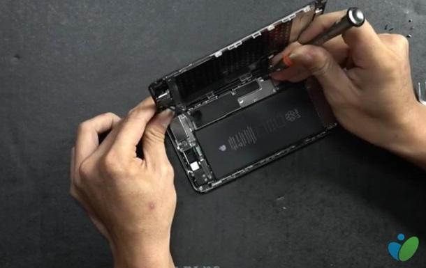 Ремонт будет дорогим: iPhone 7 Plus вскрыли на видео