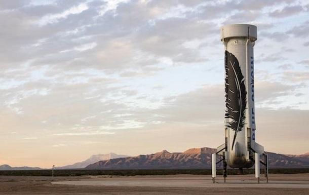 Blue Origin выпустит конкурента Falcon 9 Илона Маска